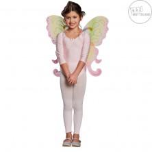 Dětská motýlí křídla duhová