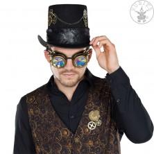 Hoografické brýle - Steampunk Hologramm