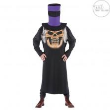 Bláznivá lebka - kostým