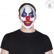 Maska klaun s úsměvem