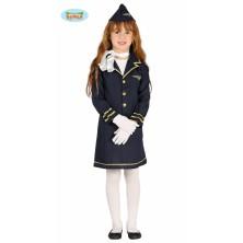 Stewardka - dětský kostým