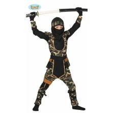 Ninja Commando - kostým