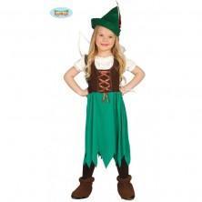 Robin Hood - dívčí kostým