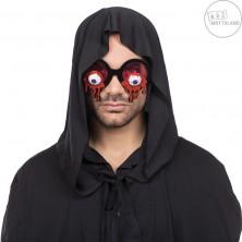 Brýle s krvavýma očima