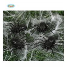 Pavouci černí - 4 kusy