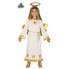 Dětský anděl zlatý