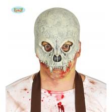 Maska lebka se zuby