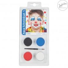 Líčidla set klaun