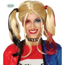 Harley Queen paruka