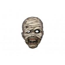 Kartonová maska mumie