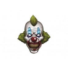 Kartonová maska klaun