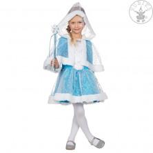 Kostým sněhová princezna