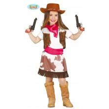 Dětský kostým - kovbojka