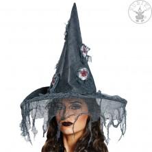 Čarodějnický klobouk s očima