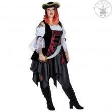 Kostým pirátky FC