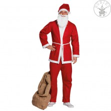 Oblek Santa s čepičkou