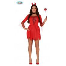 LADY DEVIL  - kostým\