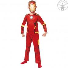 Iron Man Avengers Assemble - dětský