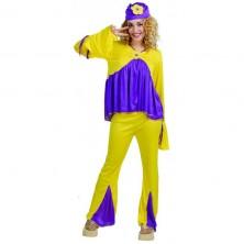 Hippie - dámský karnevalový kostým