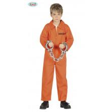 Kostým americký vězeň