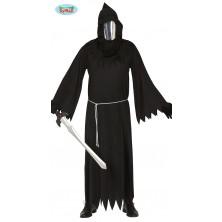 DEAD - kostým s kapucí