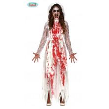 Zkrvavená přítelkyně - kostým