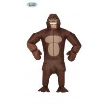Gorila - nafukovací kostým s dmychadlem