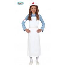 Zdravotní sestřička - kostým