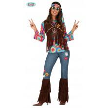 Hippie dívka