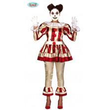 Lady Killer Clown kostým