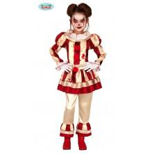 Pruhovaný klaun dětský
