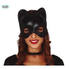 Maska dámská  - kočka