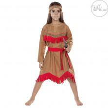 Indiánský kostým Šoki
