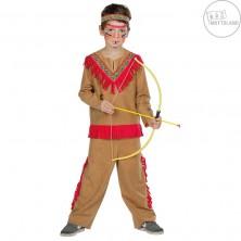 Indiánský kostým Kioki