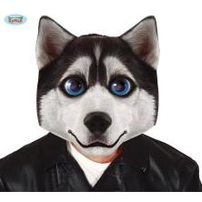 Plastová maska - pes