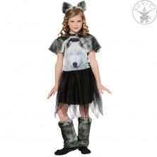 Tmavá vlčice - kostým