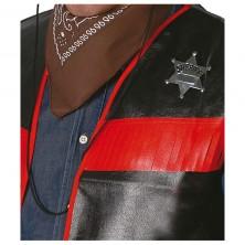 Hvězda kovová SHERIFF