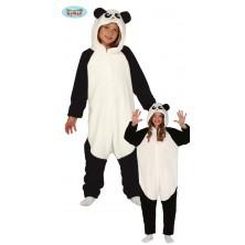 Panda - overal s kapucí dětský