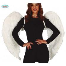 Velká péřová andělská křídla