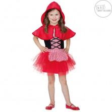 Červená Karkulka dětský kostým