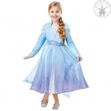 Elsa Frozen 2 Deluxe - kostým