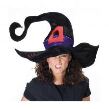 Čarodějnický klobouk s rolničkou