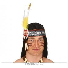 Indiánská čelenka extra