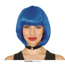 Dámská paruka modrá Rachel