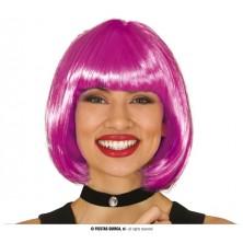 Dámská paruka růžová Rachel