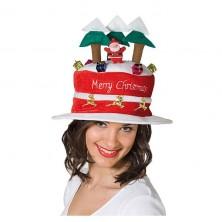 Vánoční klobouk