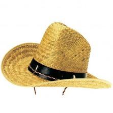 Slaměný klobouk vel. 58