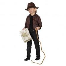 Indiana Jones Action - licenční kostým