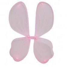 Křídla růžová 45x55cm