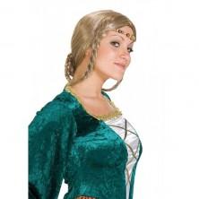 Aurora - karnevalová paruka